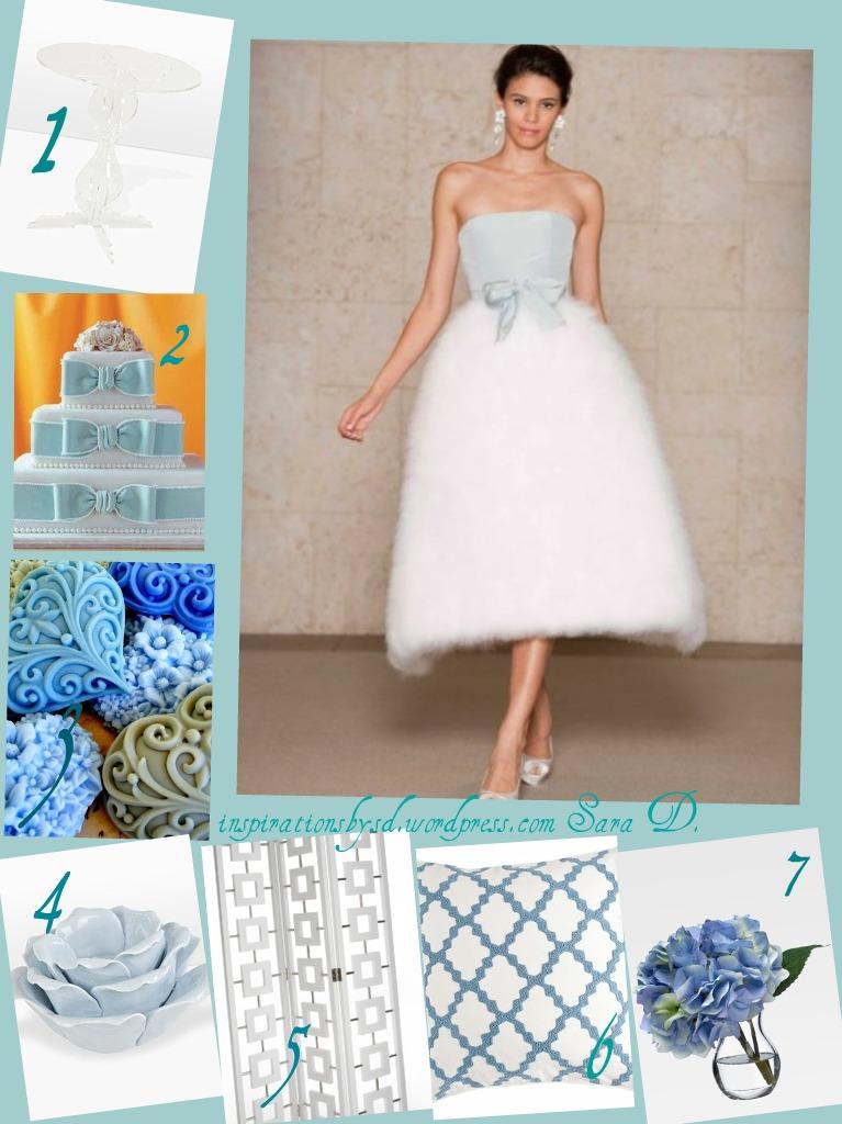 1 Zara Home clear table 2 wedding cake 3 Handmade soap 4Zara Home tea